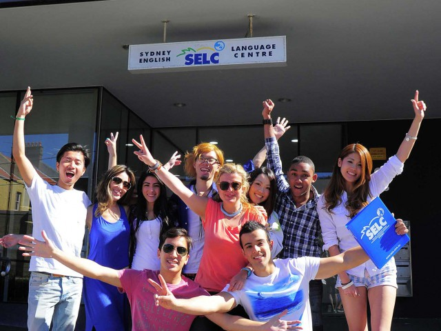 SELC English Language Centres Bondi campus