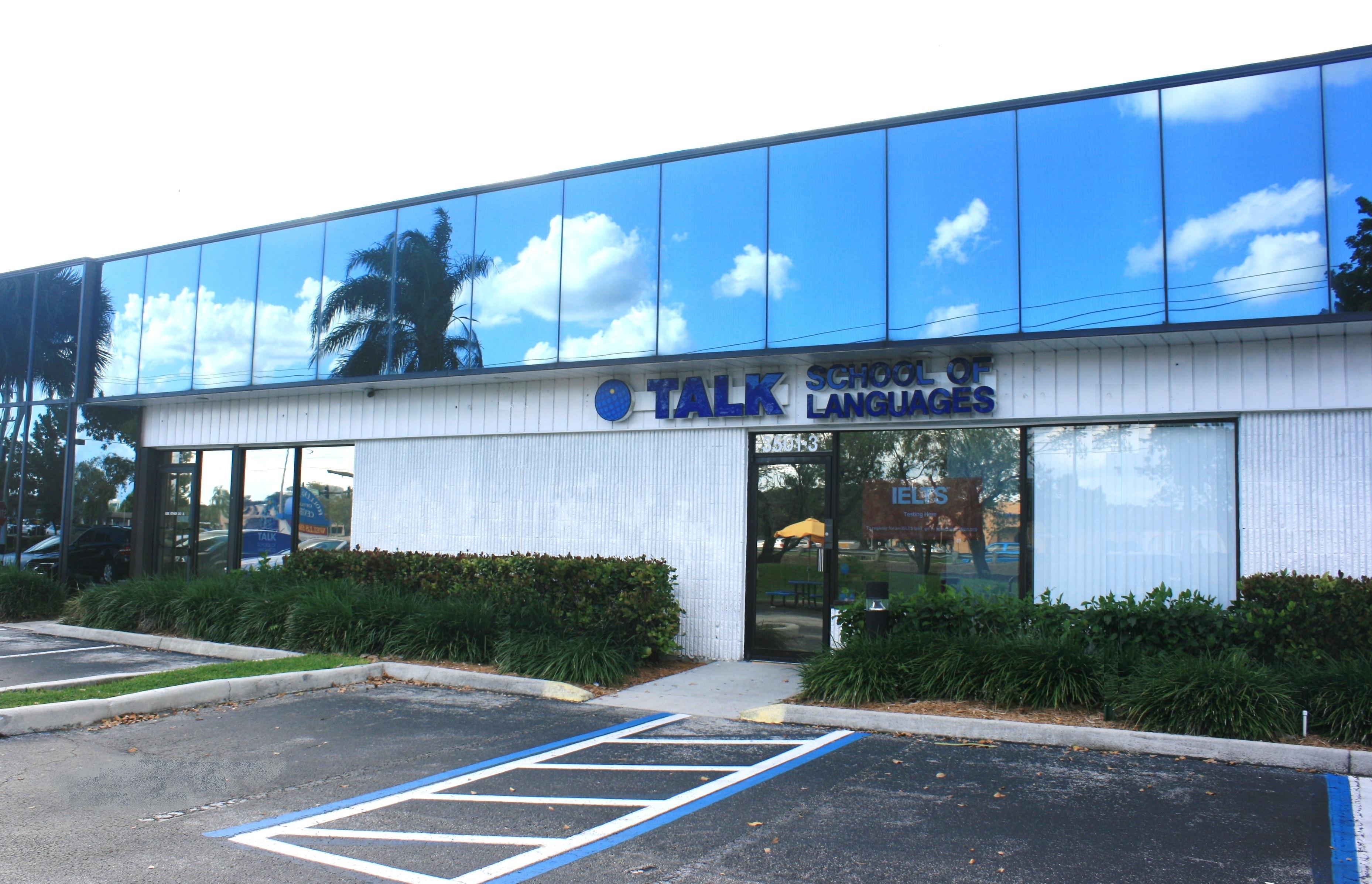 TALK English School Fort Lauderdale Campus