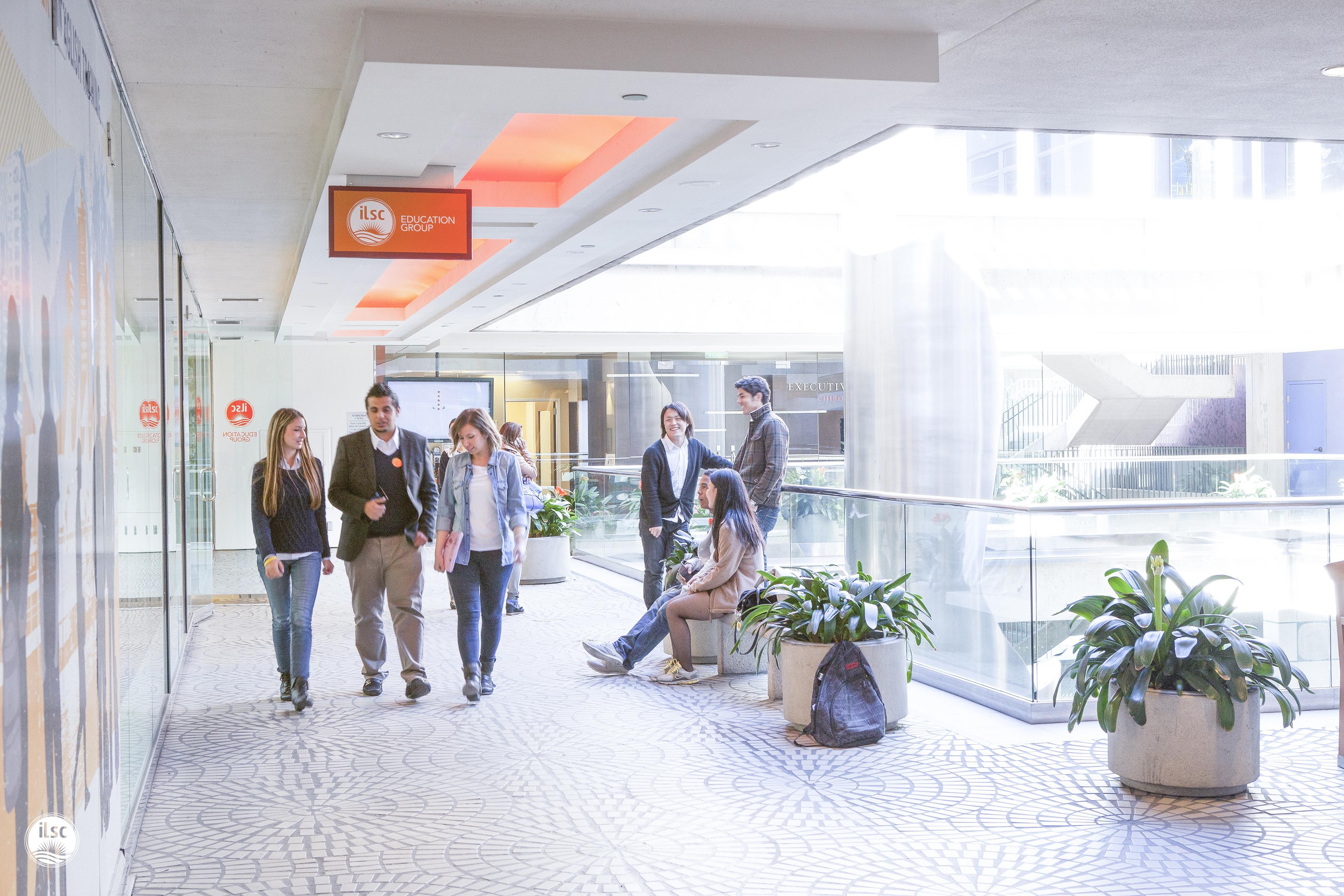 ILSC Language Schools San Francisco Campus
