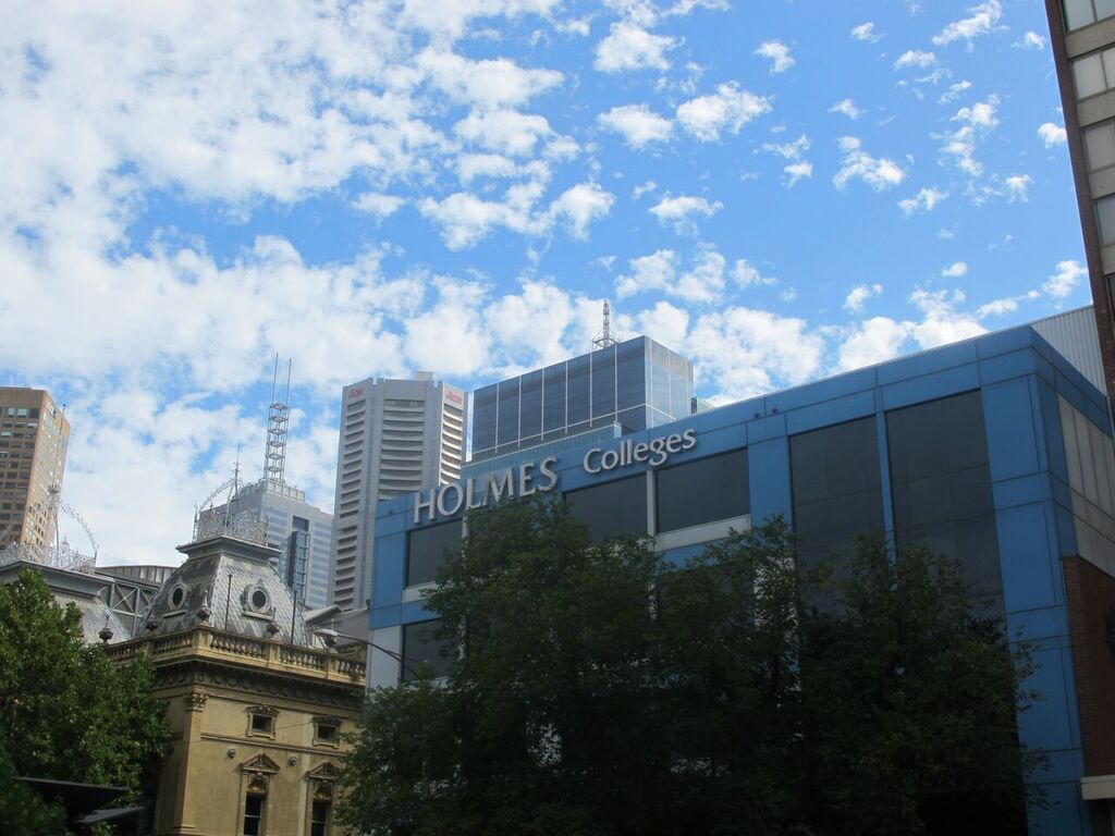 Oxford House College Melbourne campus (Holmes Institute)
