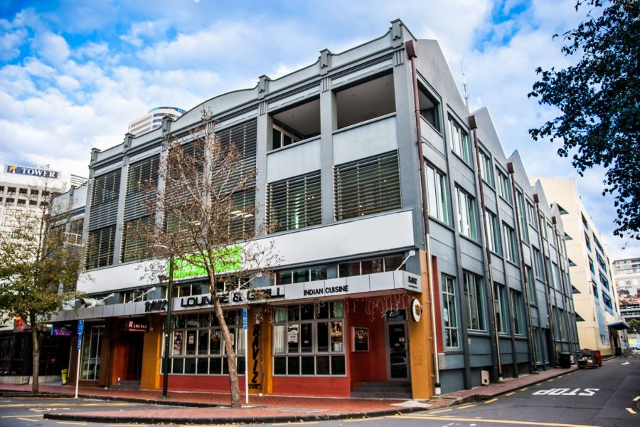 New Zealand Language Centres(NZLC) Auckland Campus