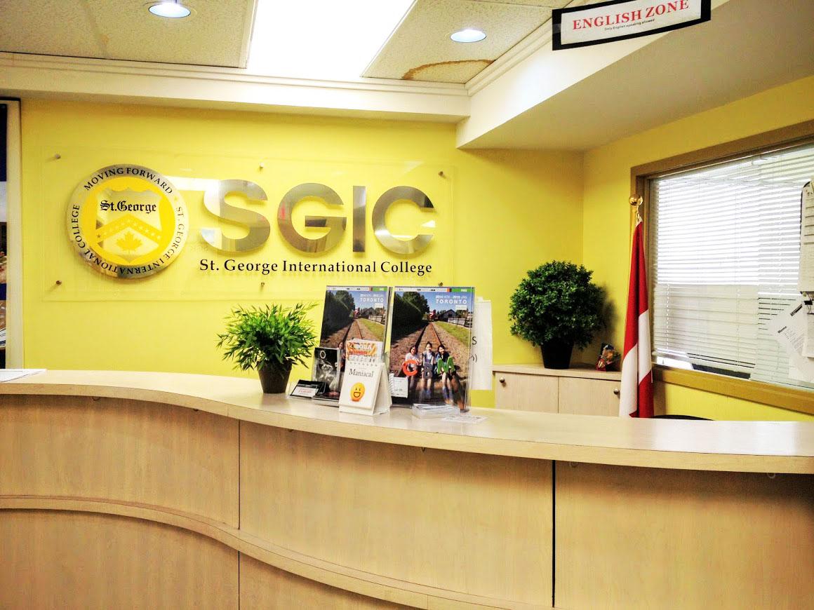St. George International College Toronto Campus