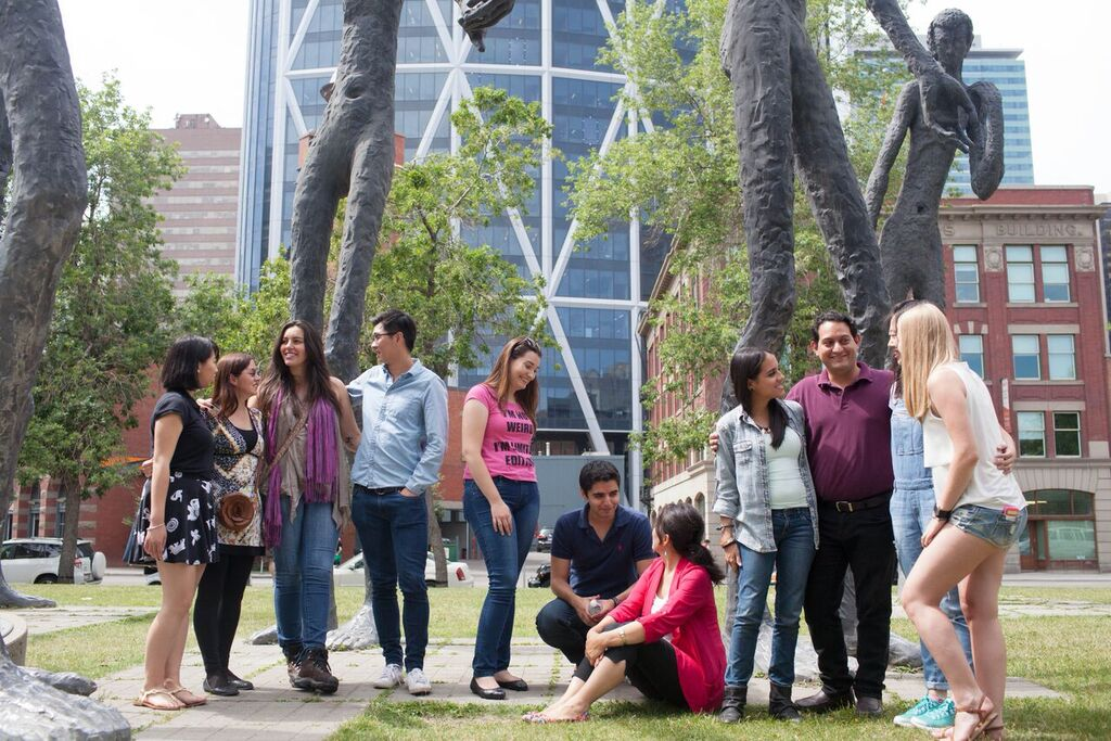 Global Village English Centres Calgary Campus