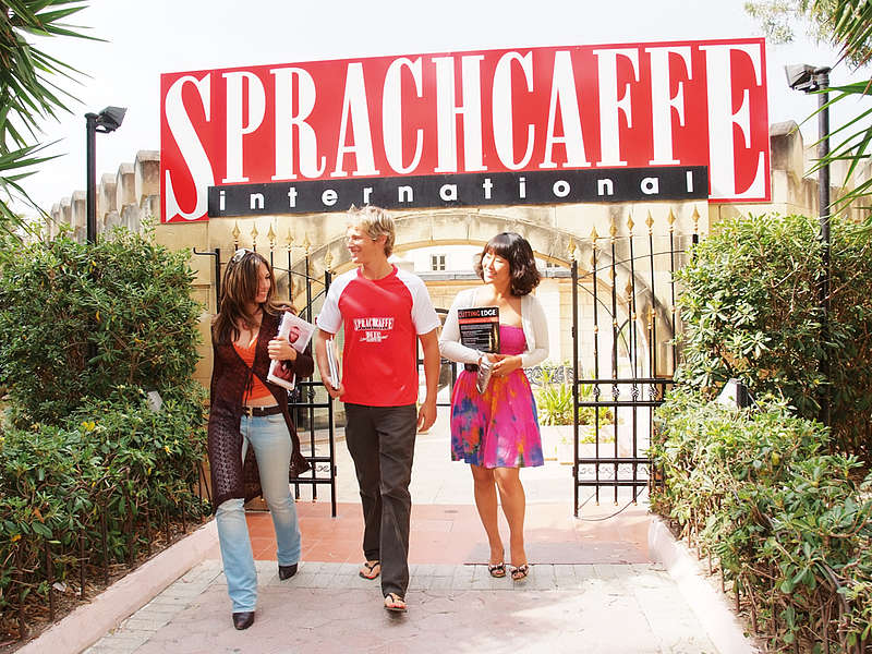 Sprachcaffe Languages Plus Malta Campus
