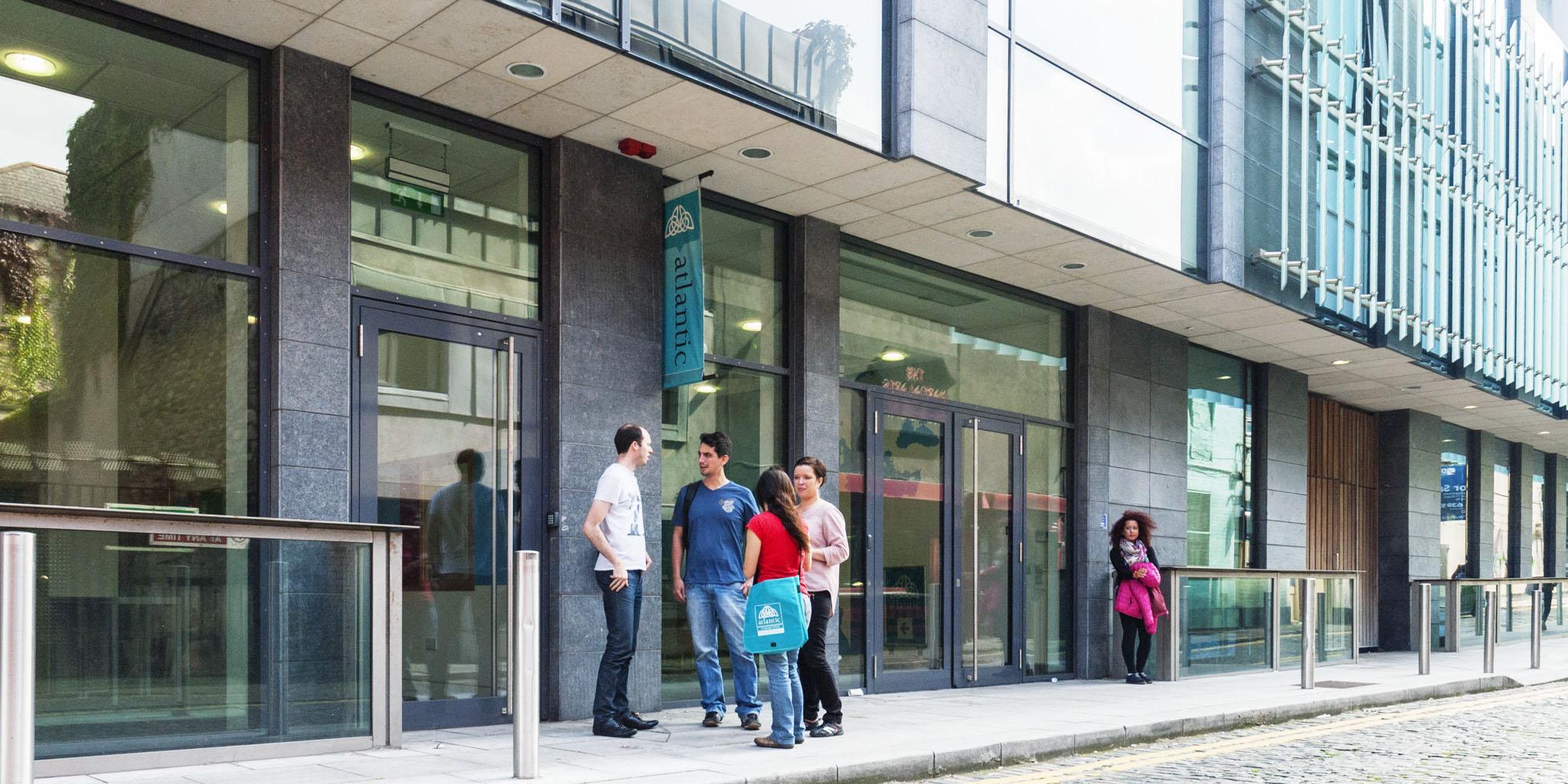 Atlantic Language Dublin Campus