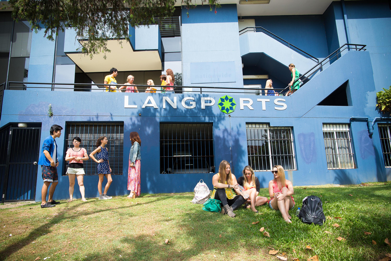 Langports Gold Coast Campus