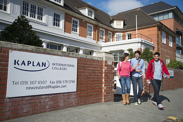 KAPLAN International English Auckland Campus