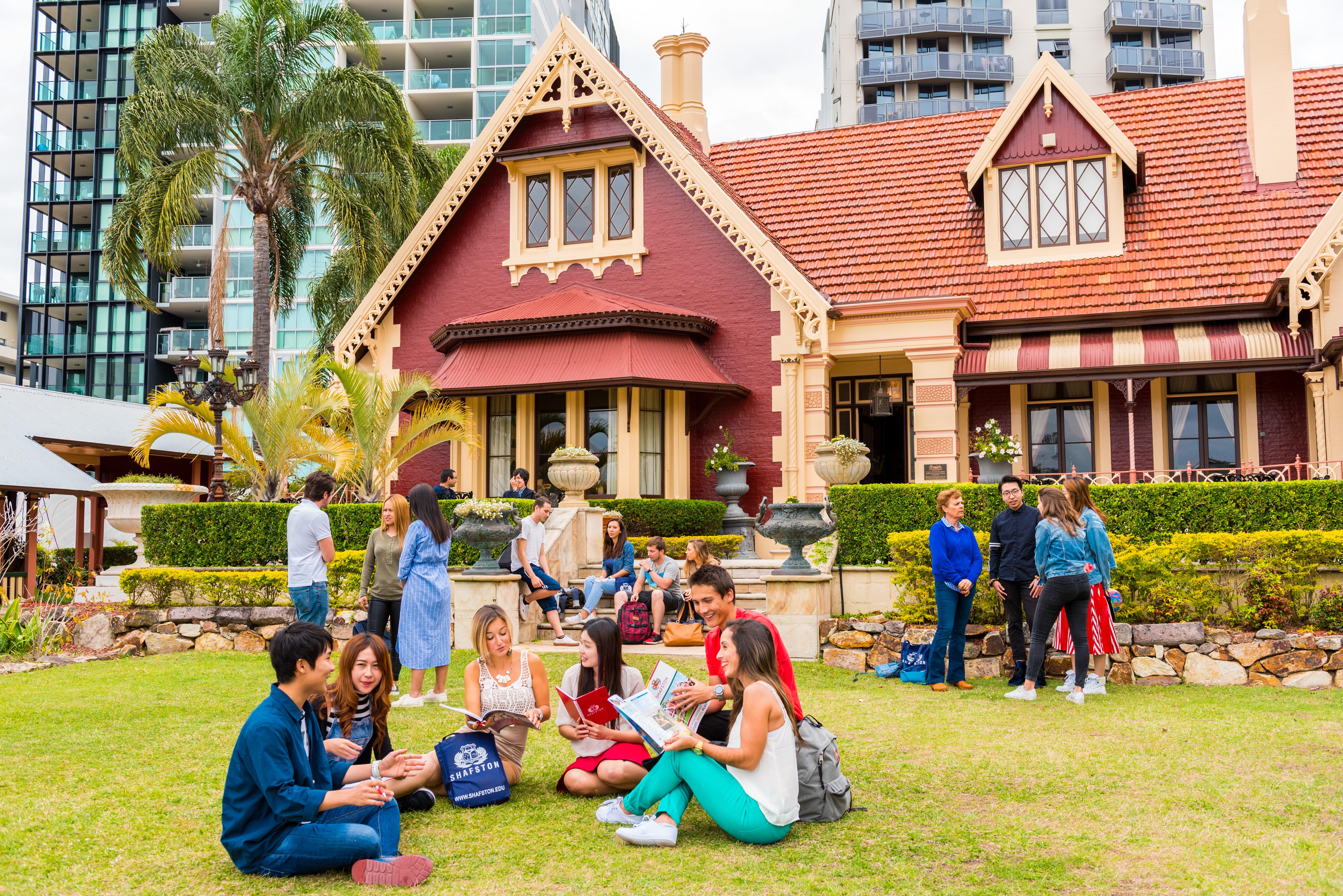 Shafston International College Brisbane Campus