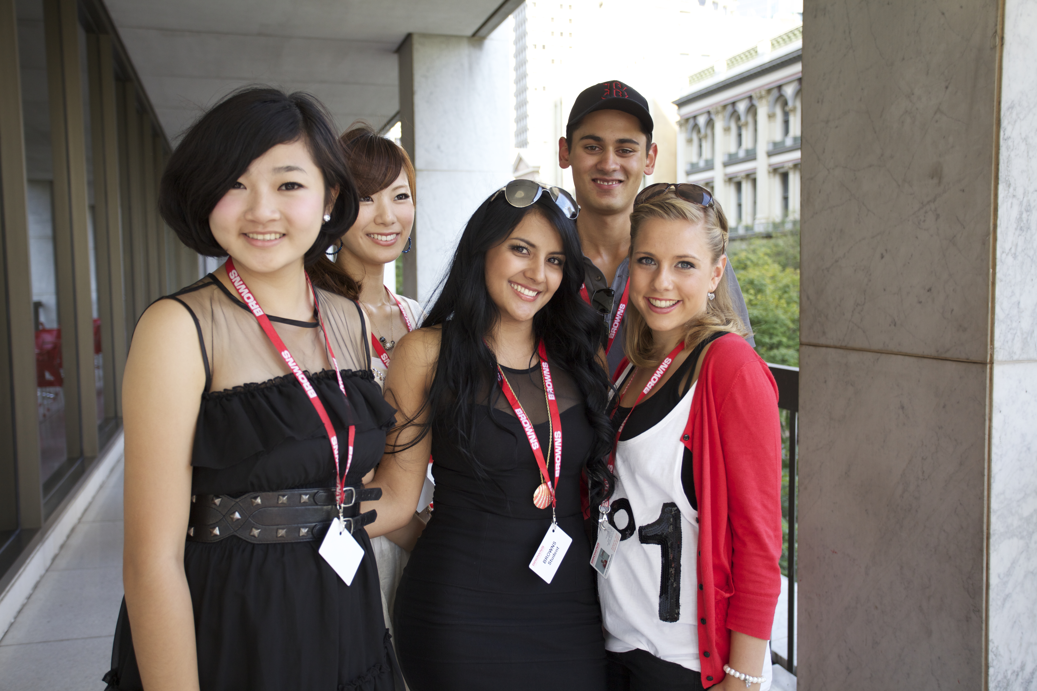 BROWNS English Language School Brisbane Campus