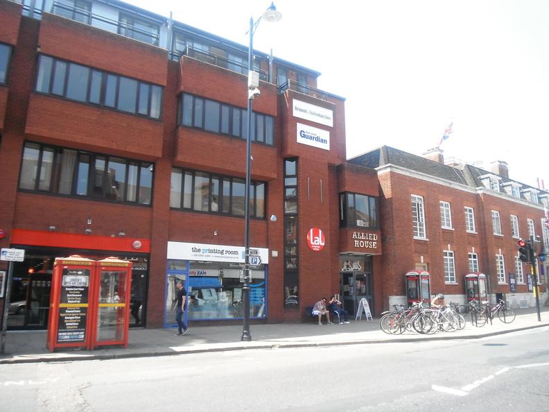 LAL Language Centres London Campus