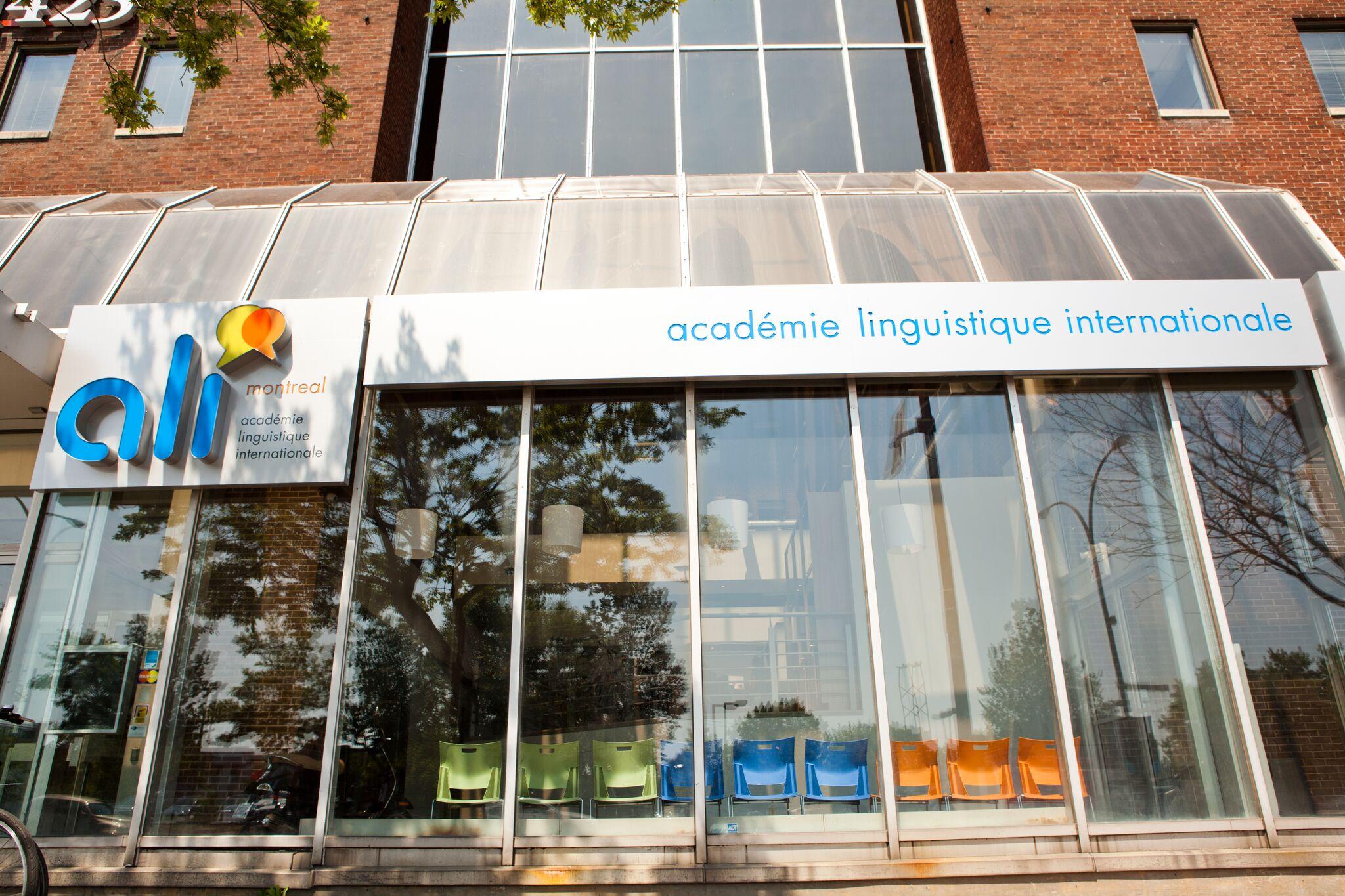 A.L.I.-Academie Lingustique Internationale Montreal Campus