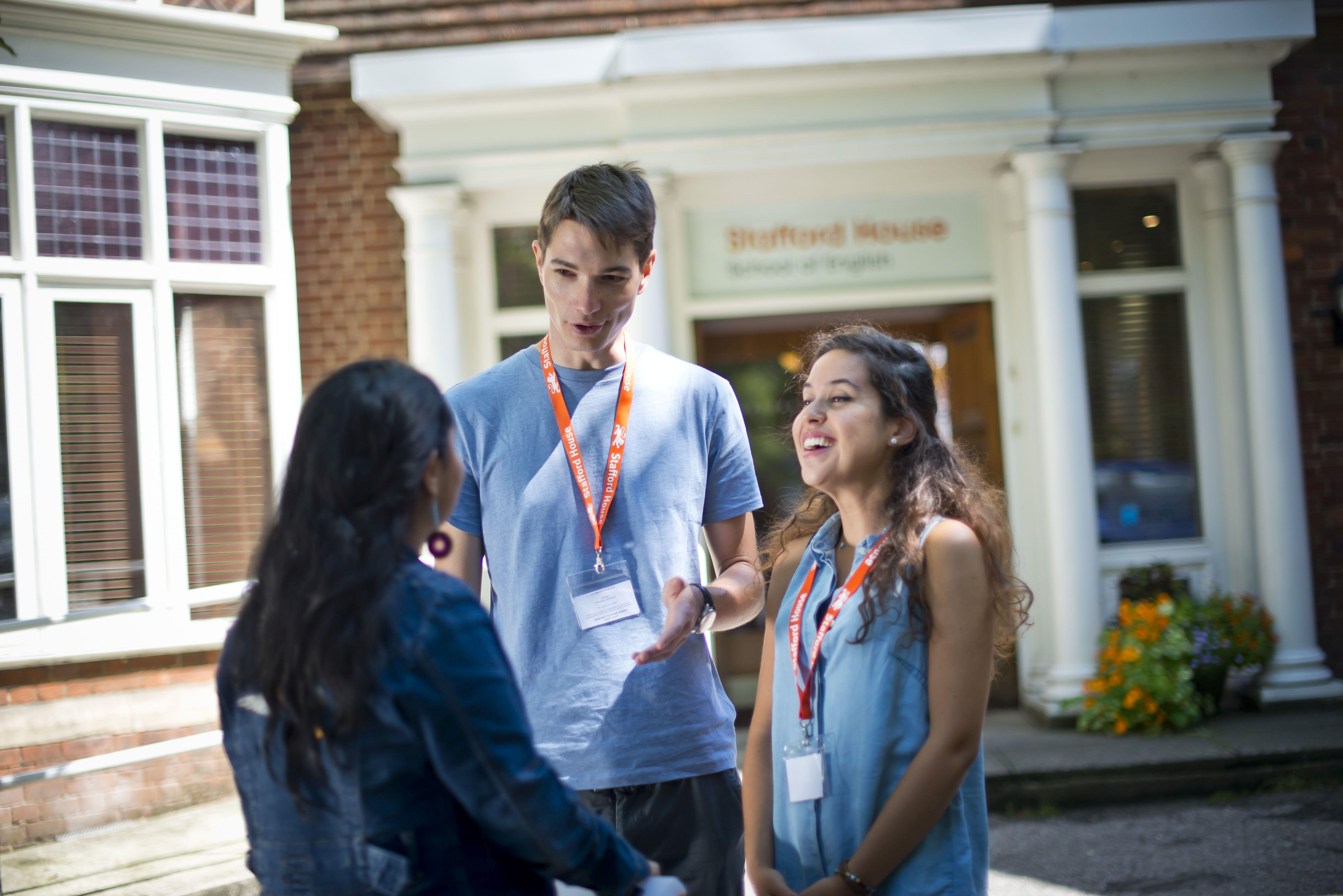 Stafford House School of English Canterbury campus