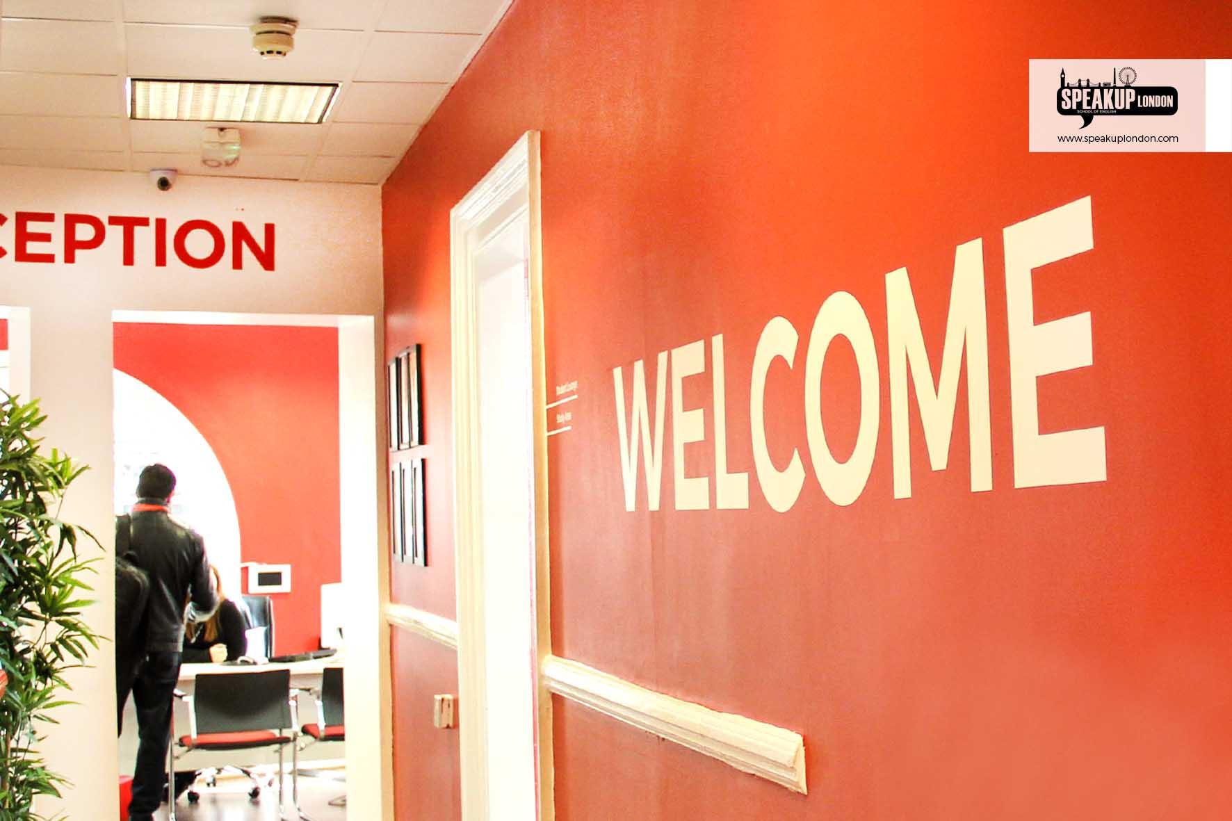 SPEAK UP London London campus