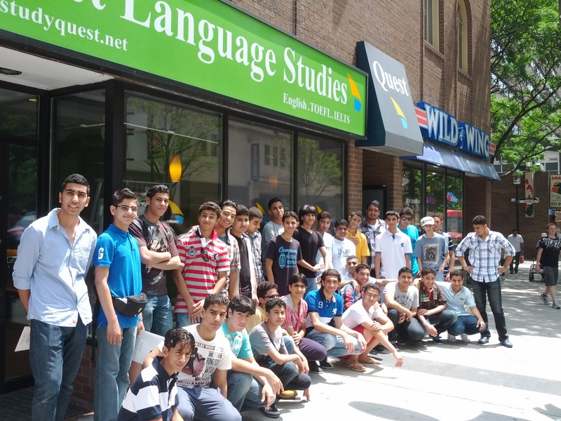 Quest Language Studies Toronto