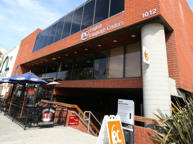 EC English Language Centres San Diego Campus
