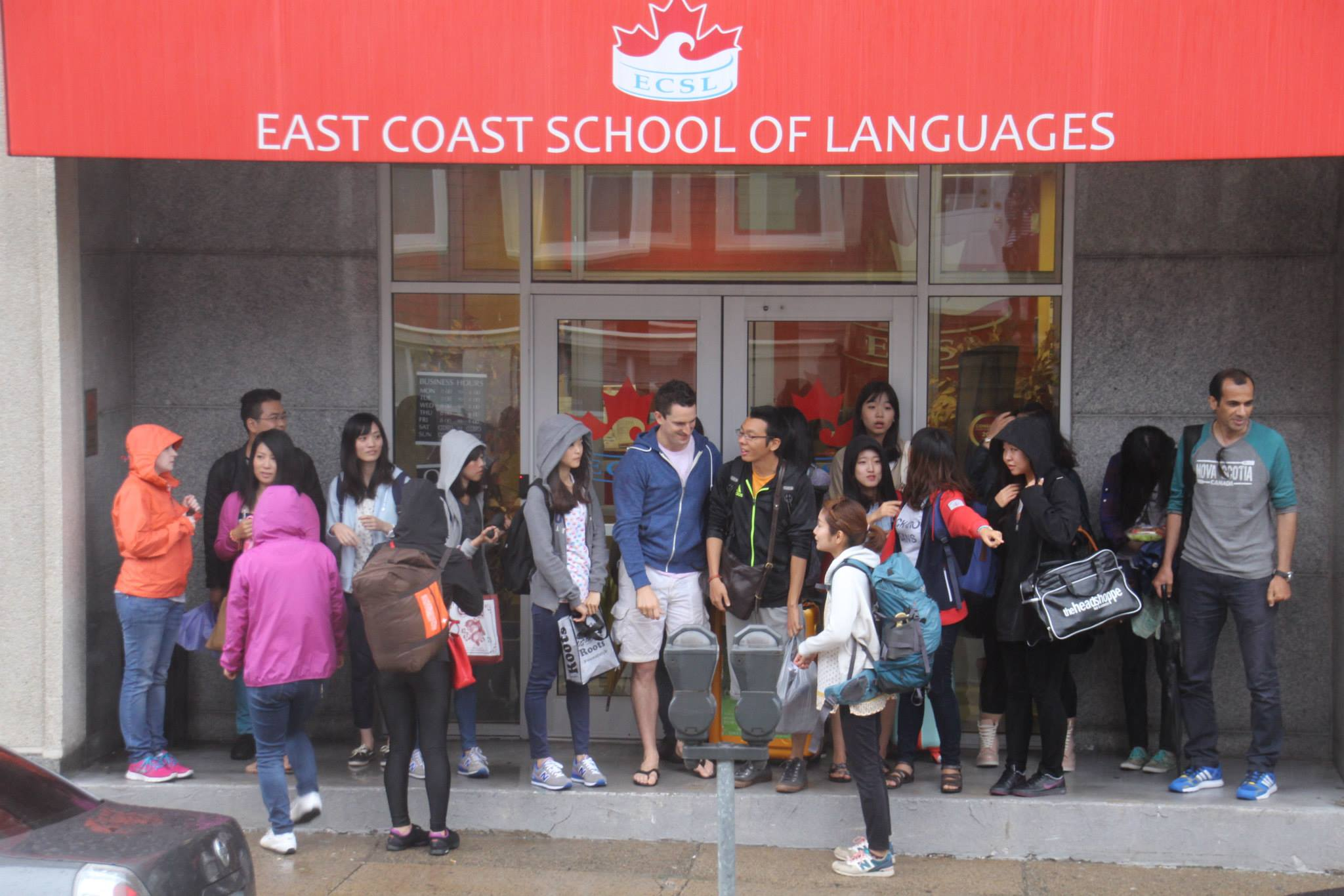 East Coast School of Languages Halifax Campus