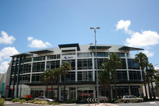 Lexis English Sunshine Coast campus