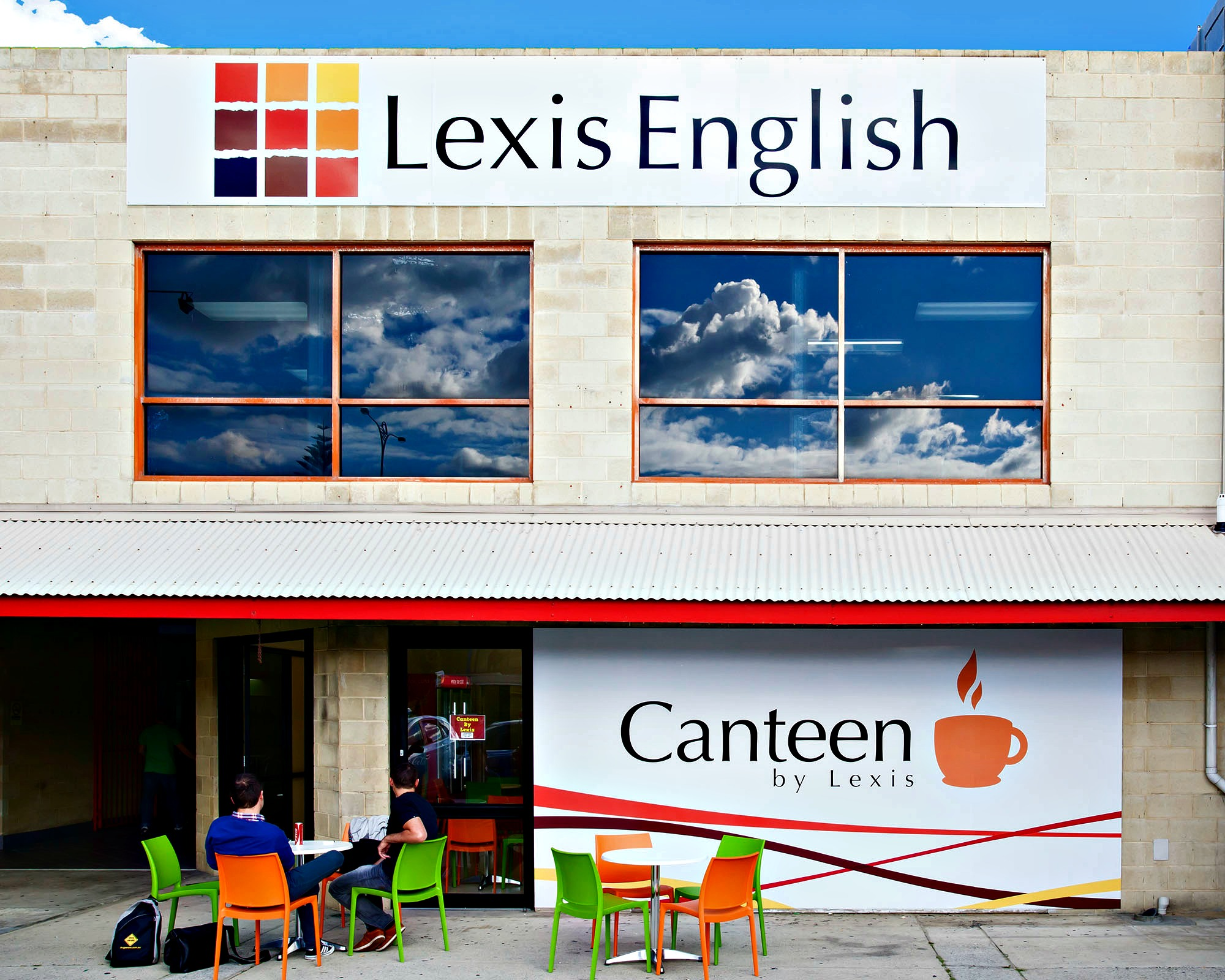 Lexis English Perth campus