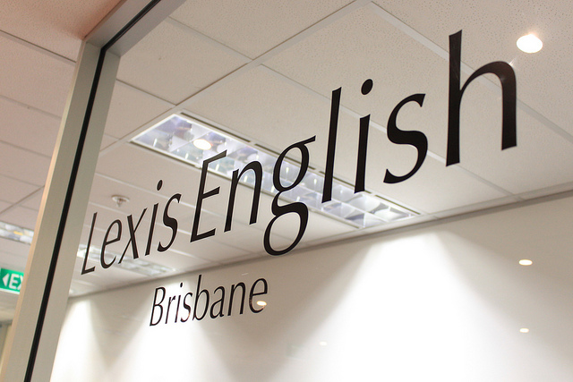 Lexis English Brisbane campus