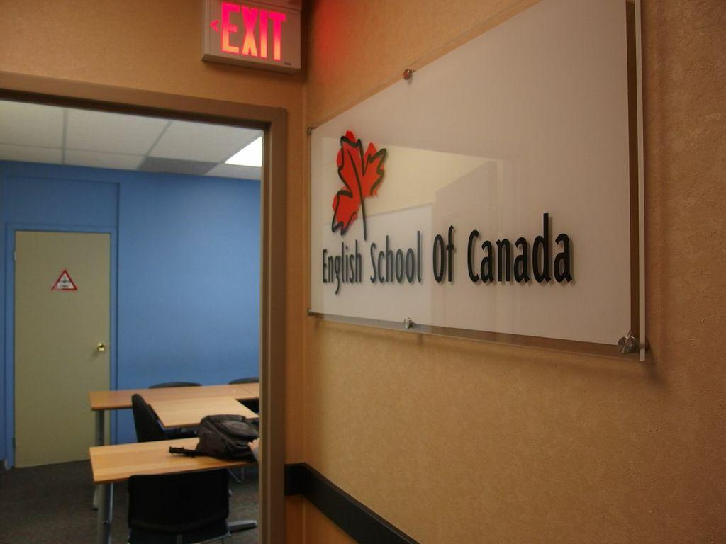 English School of Canada(ESC) Toronto