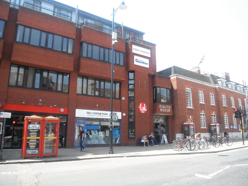LAL Language Centres London Campus
