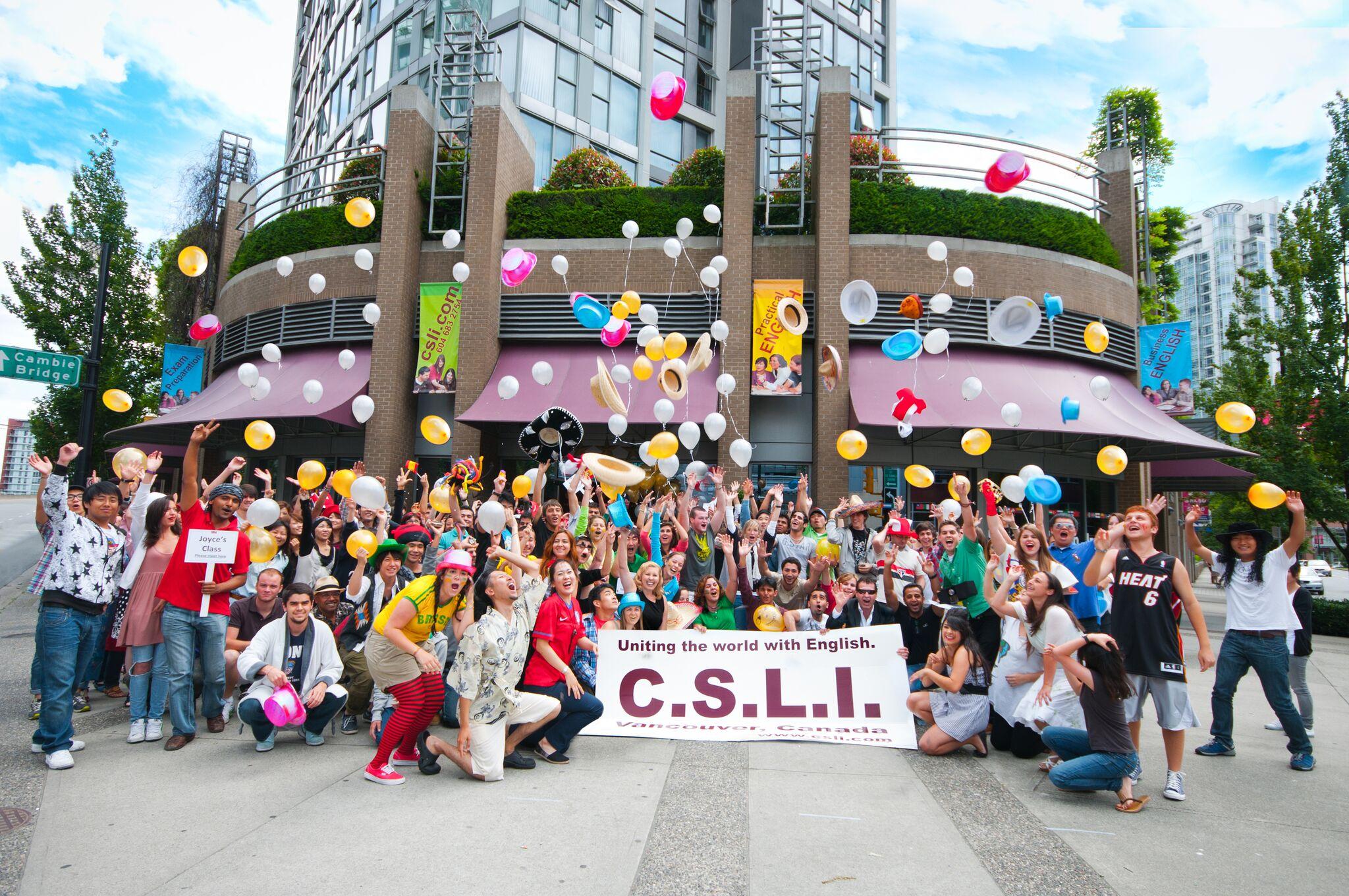 Canadian as a Second Language Institute(CSLI) Vancouver Campus