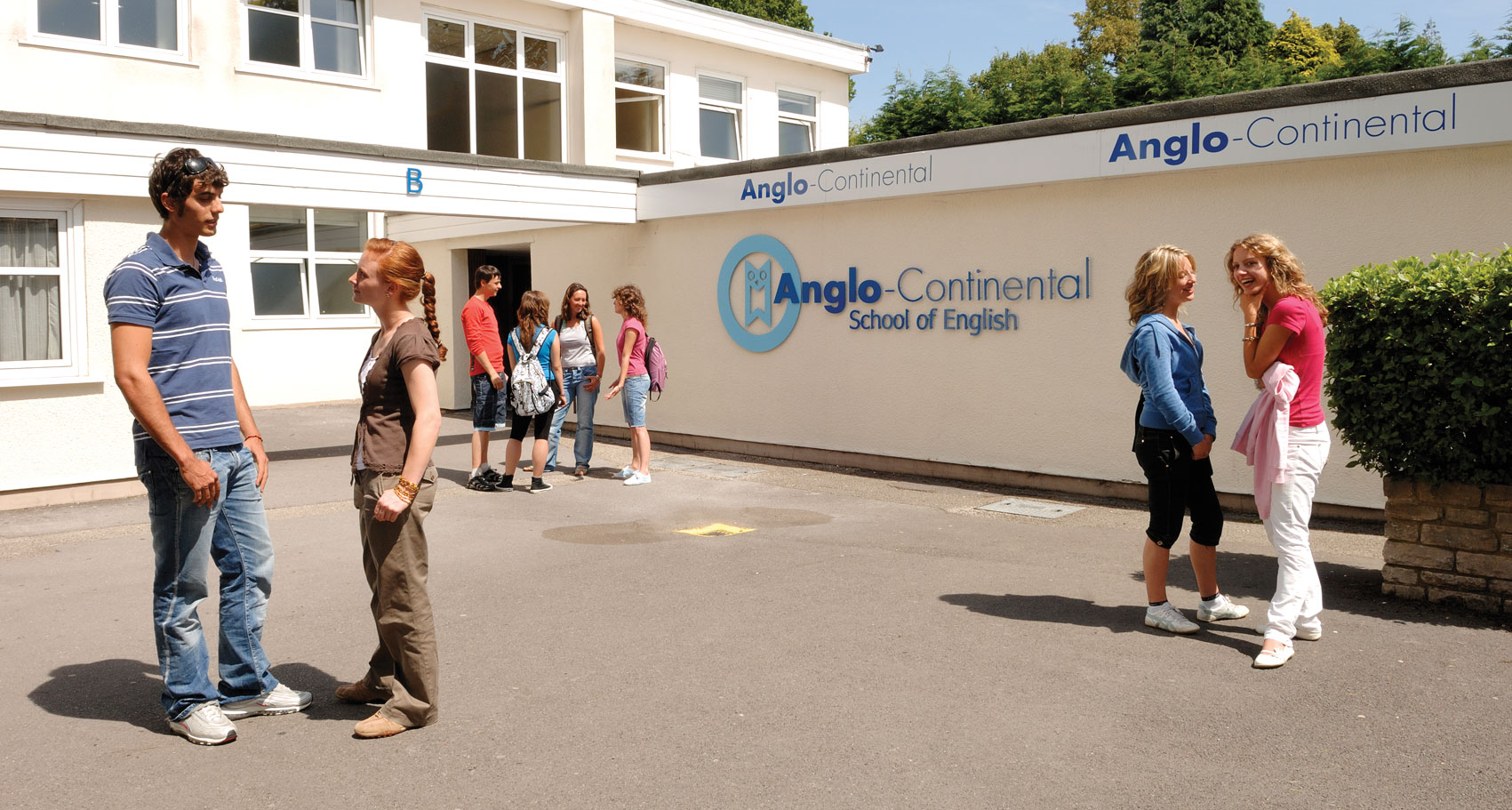 Anglo-Continental Bournemouth Campus