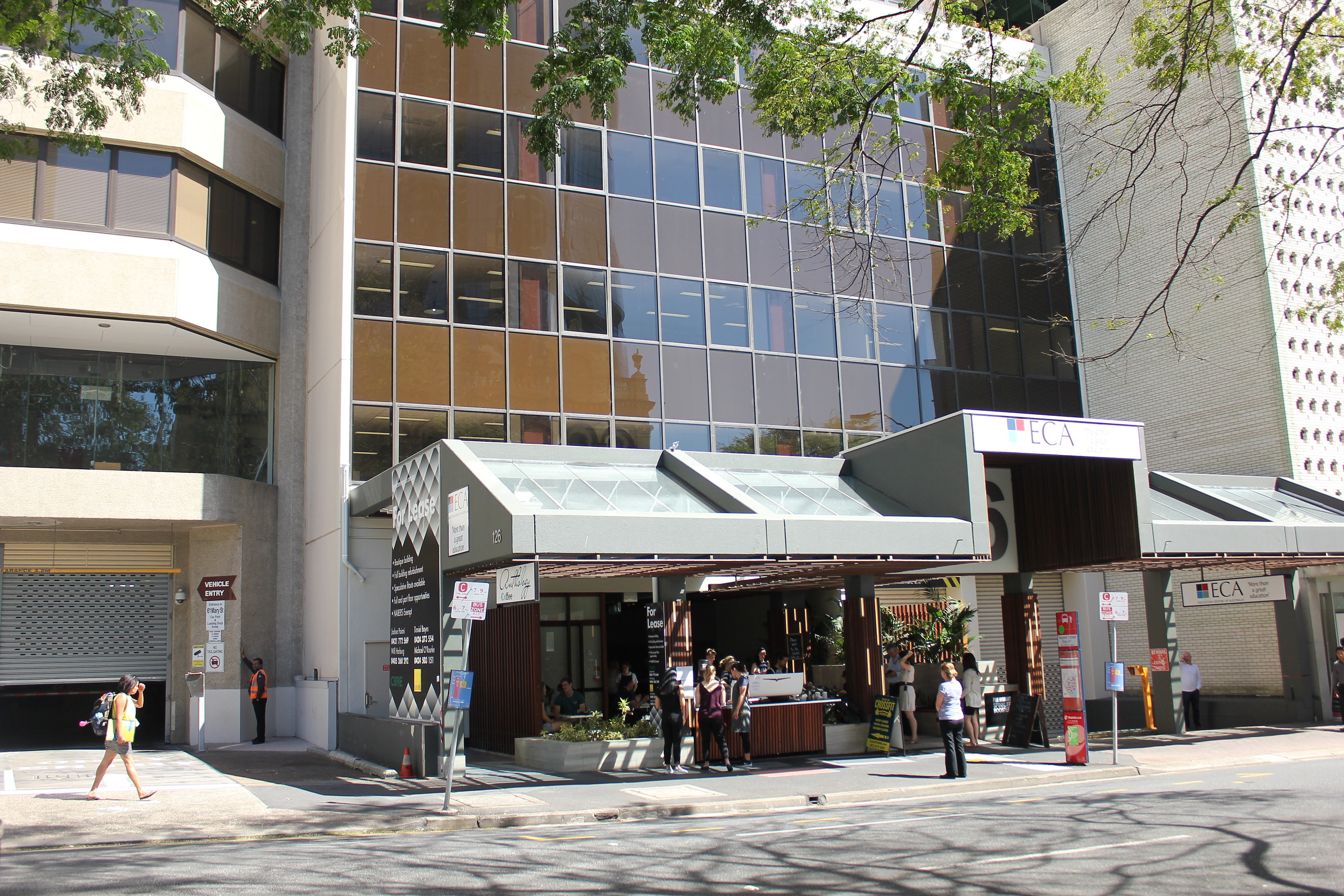 ELSIS English Language School Brisbane campus