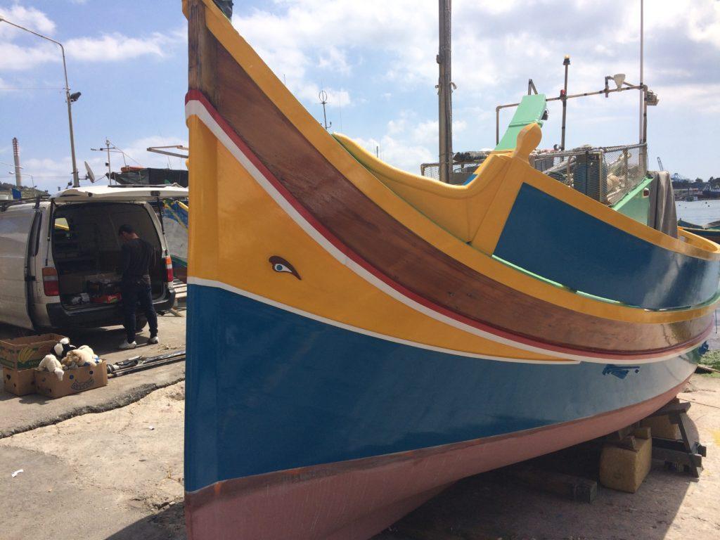 マルサシュロックボート