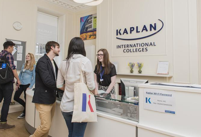 KAPLAN International English London Covent Garden Campus