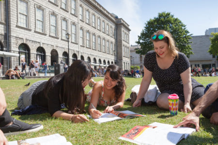 Learn English in Dublin - EC Dublin English School