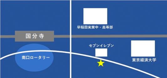 東京オフィス-map