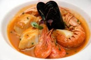 アリオッタ 魚介スープ
