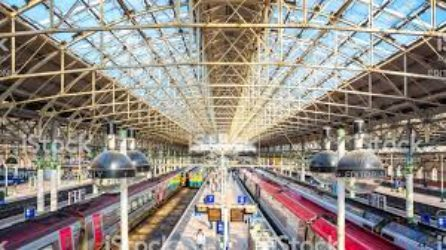 manchester station