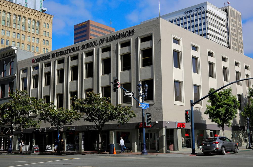 Converse International School of Languages - CISL San Diego