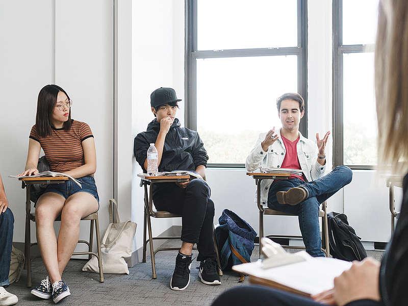 Sprachcaffe GEOS Language plus New York Campus