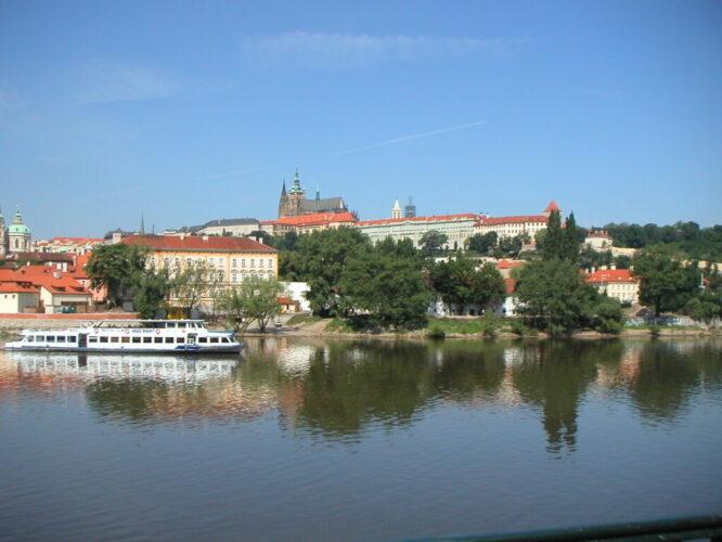 プラハ城周辺は見どころがたくさん詰まっています