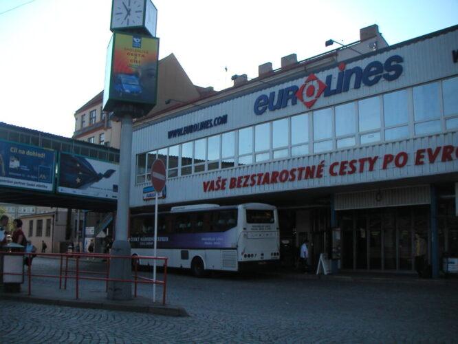 留学していたドイツのヴルツブルグという街を夜の22時に出発。その後長距離バスに揺られて朝5時にプラハ到着!